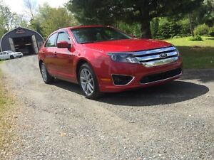 2010 Ford Fusion SEL ONE OWNER!! NEW MVI !!