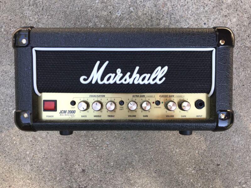 Marshall 50th Anniversary JCM 2000 DSL1 Amp Head