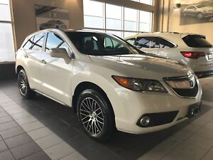 2014 Acura RDX Tech, AWD, Bluetooth, Backup Camera