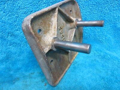 Original Vintage Buffalo Usa 15 Drill Press Motor Mount Plate Assembly 11202