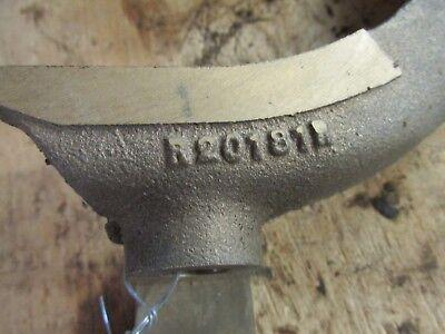 Nos John Deere 620 630 Bronze Operating Clutch Fork Collar R20181r
