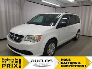 2018 Dodge Grand Caravan SXT*BLUETOOTH*A/C 3 ZONES*STOW&GO*