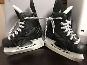 Reebok Ribcore youth / kids hockey skates