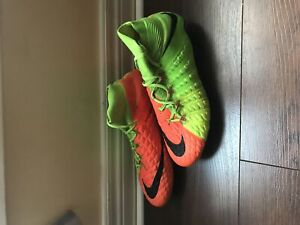Nike Hypervenon 2018 Soccer cleats brand new