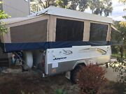 Jayco Eagle Outback Camper Trailer 2010 Fairhaven Surf Coast Preview