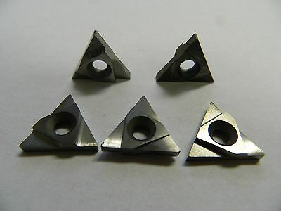 Interstate 2-743-32nc Tnmc-32nv C021m Tin Carbide Threading Inserts, Qty 5