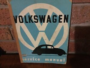 Volkswagen Workshop Manual Ballarat Central Ballarat City Preview