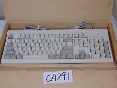 VINTAGE NEW NOS IBM KEYBOARD KB-3923 RARE 33L1154 MADE IN 1999 CET99-06, used for sale  Shipping to Canada