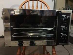 Toastmaster Convection Oven Broiler
