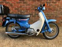 Honda C90 by Fast Lane Motorcycles, Tonbridge, Kent