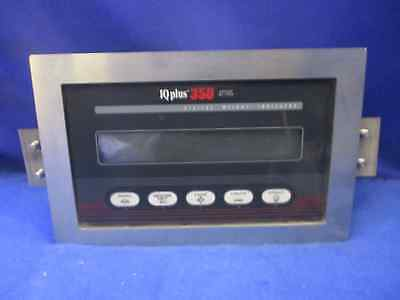 Rice Lake Weighing Touch Control Pad Iq350-ia Wdigital Readout 1 Year Warranty