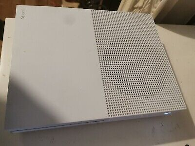 Xbox One S 1TB Console - White - No Control Pad
