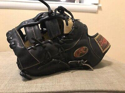"Rawlings Gold Glove GGDCT 13"" Baseball Softball First Base Mitt LHT Gold Labels"