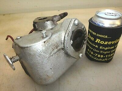 3hp Or 6hp Fairbanks Morse Z Carburetor Or Fuel Mixer Fm Gas Engine Carb