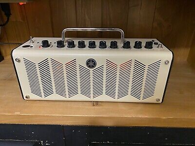 Yamaha THR10 Battery Operated Guitar Amp with a/c power supply