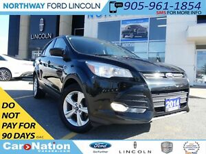 2014 Ford Escape SE | REAR CAM | HEATED SEATS |