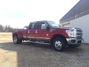 2015 Ford F-350 dually