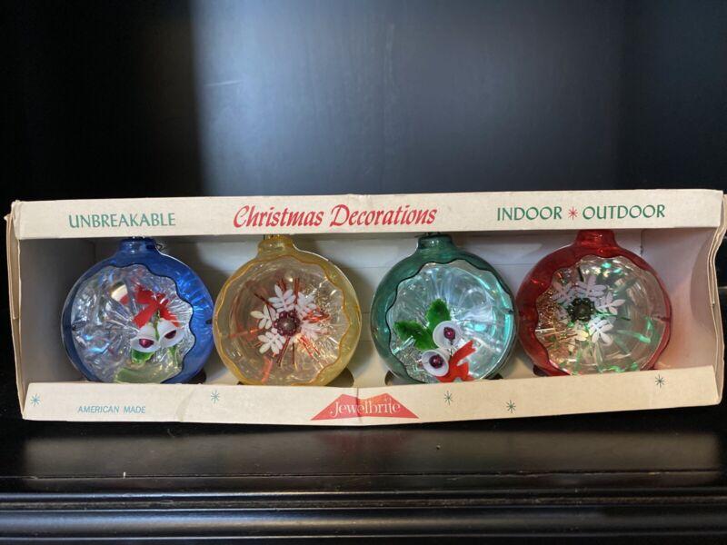Diorama Christmas Tree Ornaments-Jewelbrite by Decor