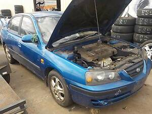 WRECKING / DISMANTLING 2003 HYUNDAI ELANTRA 2.0L MANUAL North St Marys Penrith Area Preview