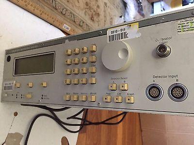 Used Wavetek 8502wavetek Model 8502 Peak Power Meter Option 01 Az