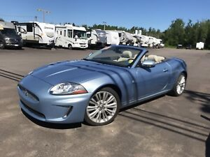 2010 Jaguar XKR Convertible**Trades and financing**