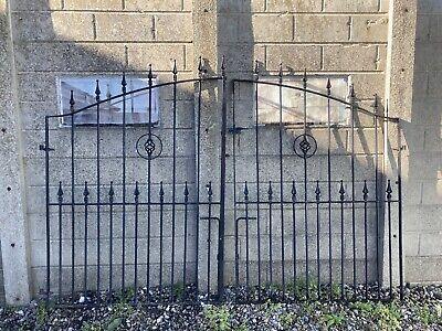 used wrought iron gates