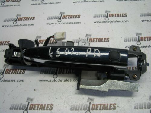 Lexus LS430 exterior door handle front right side keyless used 2002