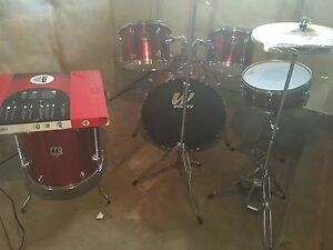 West bury drum set