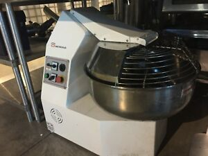 Mecnosud bakery pastry and dough mixer