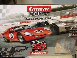 Carrera slot car set