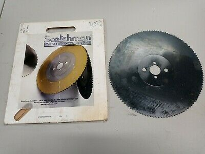 Scotchman 275 X 2.5 X 40 New Industrial Cold Saw Blade 150 Teeth