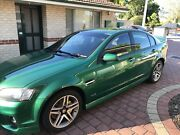 2010 holden commodore VE SV6 II SIDI negotiable St James Victoria Park Area Preview