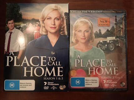 A Place To Call Home box set