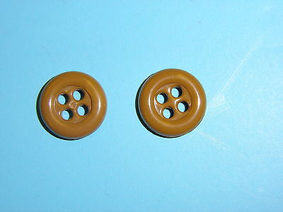 b2438 WW 2 US Army Shirt buttons set of 12