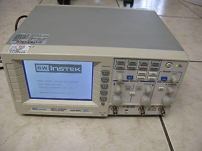 Instek Gds-806s 60mhz Digital Storage Oscilloscope