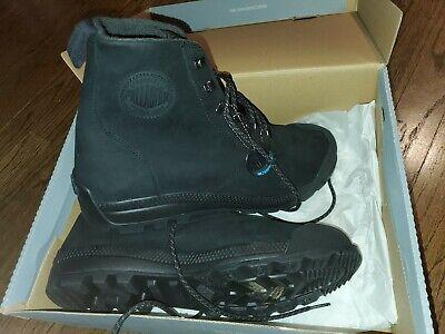 Unisex Palladium Suede Boots Men's Size 10.5/ Wn's Size 12