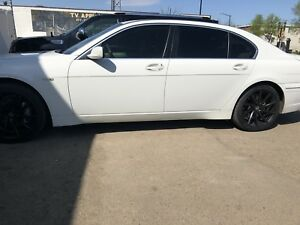 2005 BMW 745LI FOR TRADE FOR SUV