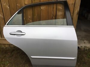 Honda Accord two Complete Rear doors