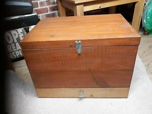 Timber tool chest2 West Pennant Hills The Hills District Preview