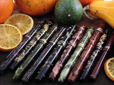Yesteryear's Fountain Pens