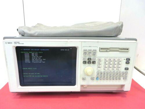 Agilent / HP 1672G Logic Analyzer Used, Free Shipping