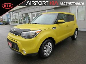 2015 Kia Soul LX / Bluetooth / Power Package