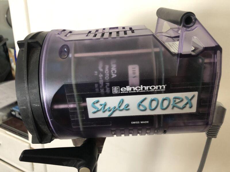 Elinchrom Style 600 RX / Reflectors