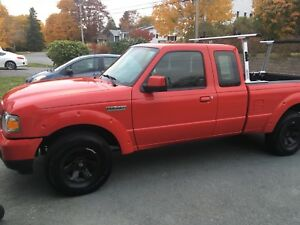 2011 Ford Ranger Supercab 4x2