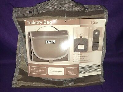 Skylite Portable Travel Organizer  Hanging Toiletry/Cosmetic/Makeup Bag~NWT~p2