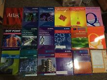 Heaps of year 10,11,12 textbooks Wembley Cambridge Area Preview