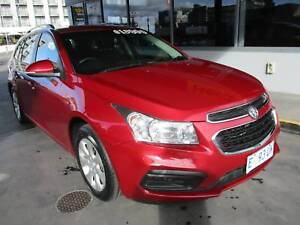 2015 Holden Cruze Wagon Hobart CBD Hobart City Preview