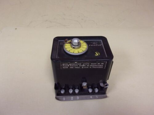 Paragon 501-122-3 Interval Timing Timer Automatic Reset