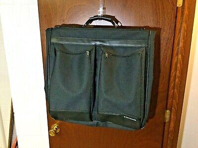 Samsonite Annapolis Soft Shell Black Garment / Suit Travel Bag