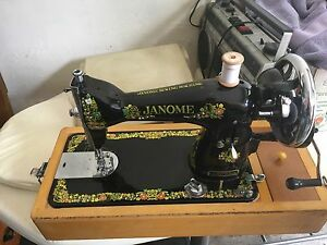 Janome sewing machine Woolooware Sutherland Area Preview